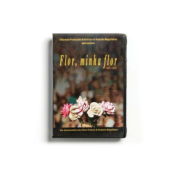 DVD FLOR MINHA FLOR