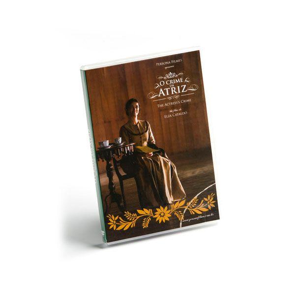 DVD O CRIME DA ATRIZ