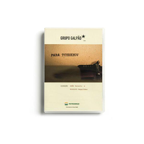 DVD PARA TCHÉCKHOV