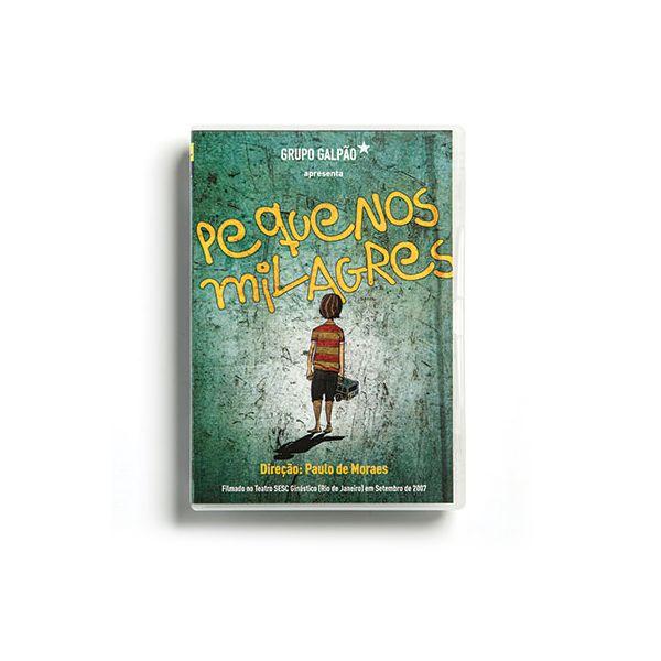 DVD PEQUENOS MILÁGRES