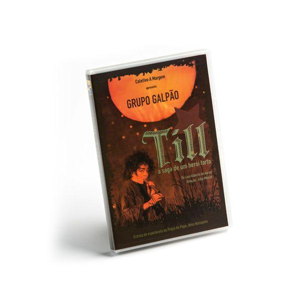 DVD TILL, A SAGA DE UM HERÓI TORTO
