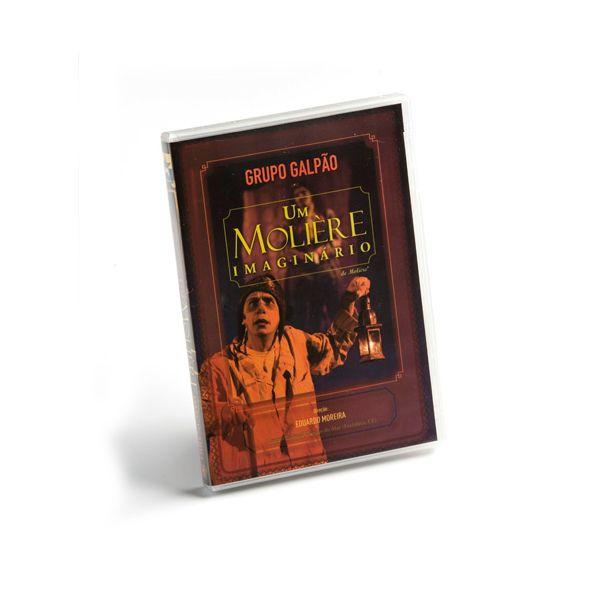 DVD UM MOLIÈRE IMAGINÁRIO