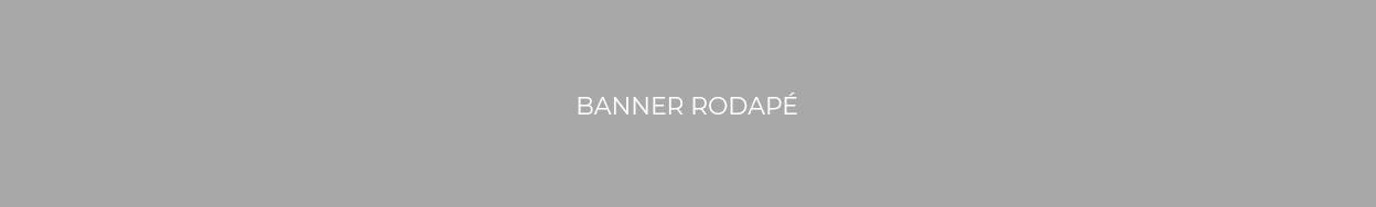 Banner Rodapé