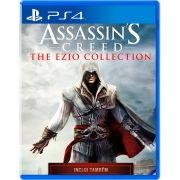 Game Assassins Creed The Ezio Collection - PS4
