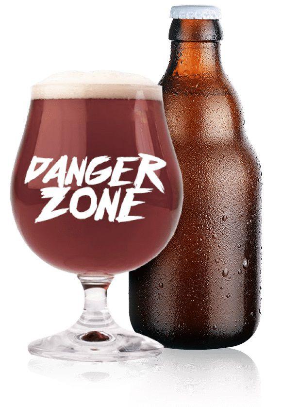 (20 Litros ) - Danger Zone - Kit com Extrato de Malte