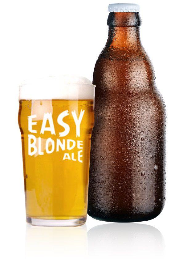 (20 Litros ) - Easy Blond Ale - Kit com Extrato de Malte