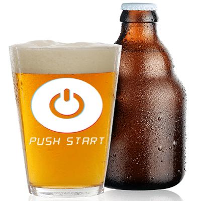 (20 Litros ) - Push Start - Kit com Extrato de Malte
