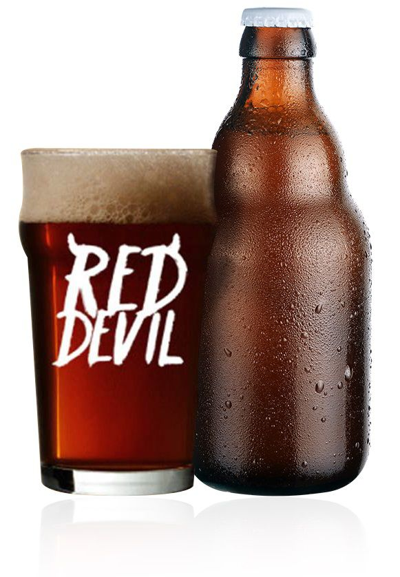 (20 Litros ) - Red Devil Amber Ale - Kit com Extrato de Malte