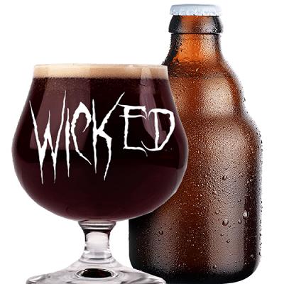 (20 Litros ) - Wicked - Kit com Extrato de Malte