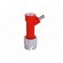 Pin Lock de Gás Cinza com Espigão para Postmix