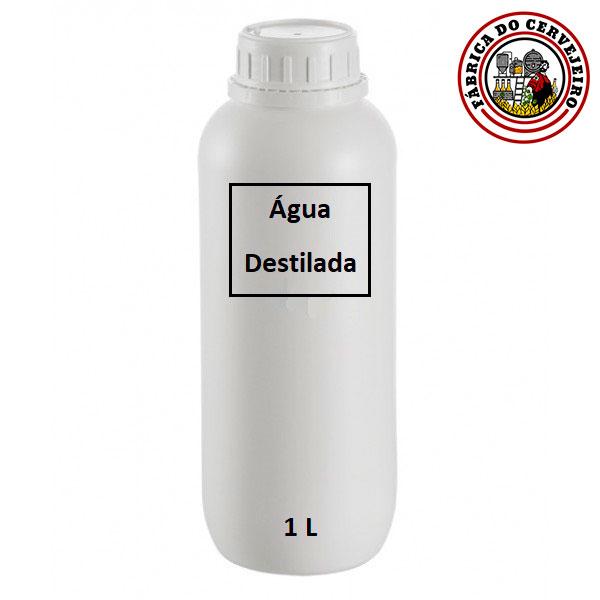 Água Destilada 1 Litro