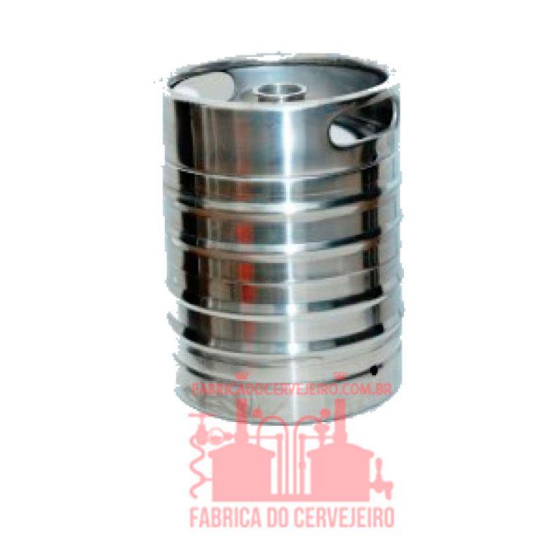 Barril de Chopp 10L Tipo S - Keg