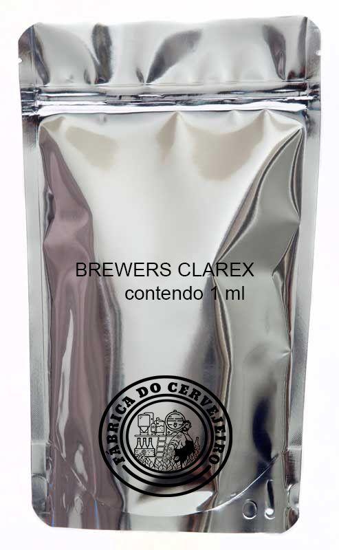 Brewers Clarex Dose 1mL para Cerveja Sem Glúten