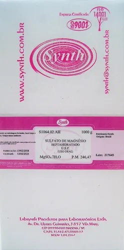 CARBONATO DE CALCIO MEDIO 1KG
