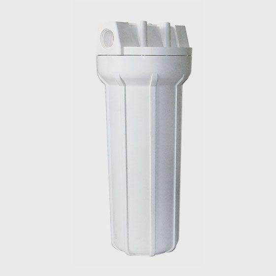 Carcaça Branca para Filtro de Cloro 10