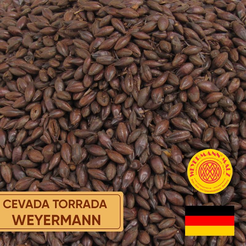 Cevada Torrada Weyermann 100g