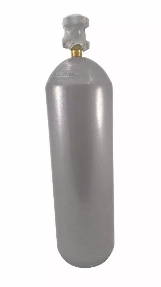 Cilindro De CO2 Em Aço 6kg