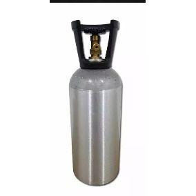 Cilindro De Co2 Em Aluminio 9kg Usado