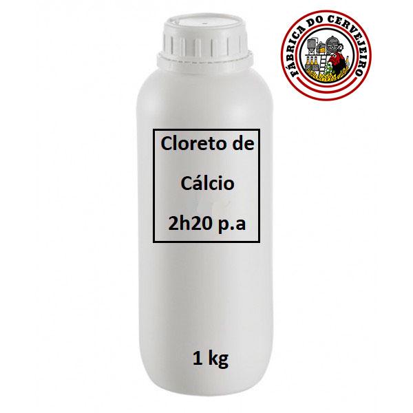 Cloreto De Cálcio 2h20 P.A 1KG