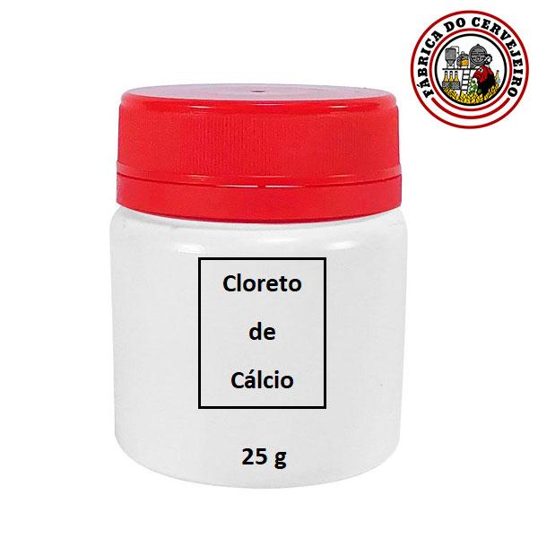 CLORETO DE CALCIO DIHIDRATADO U.S.P 25G