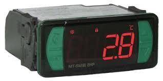 Controlador MT512E 2HP 127V Full Gauge Para Geladeira ou Cervejeira