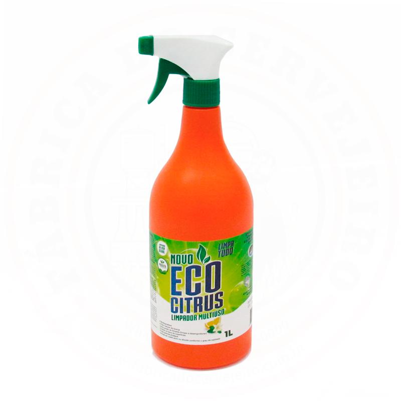 Eco Citrus Higienizador de Superfícies com Cheiro de Laranja 1L