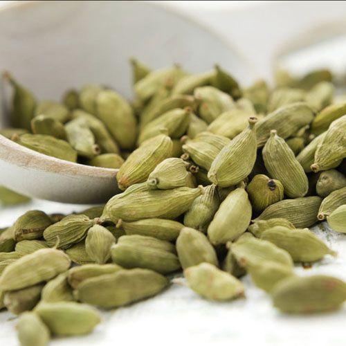 Especiarias - Cardamomo Verde Seco 10gr