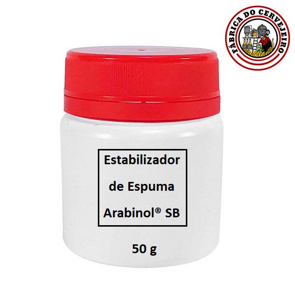 Estabilizador de Espuma Arabinol® SB 50g