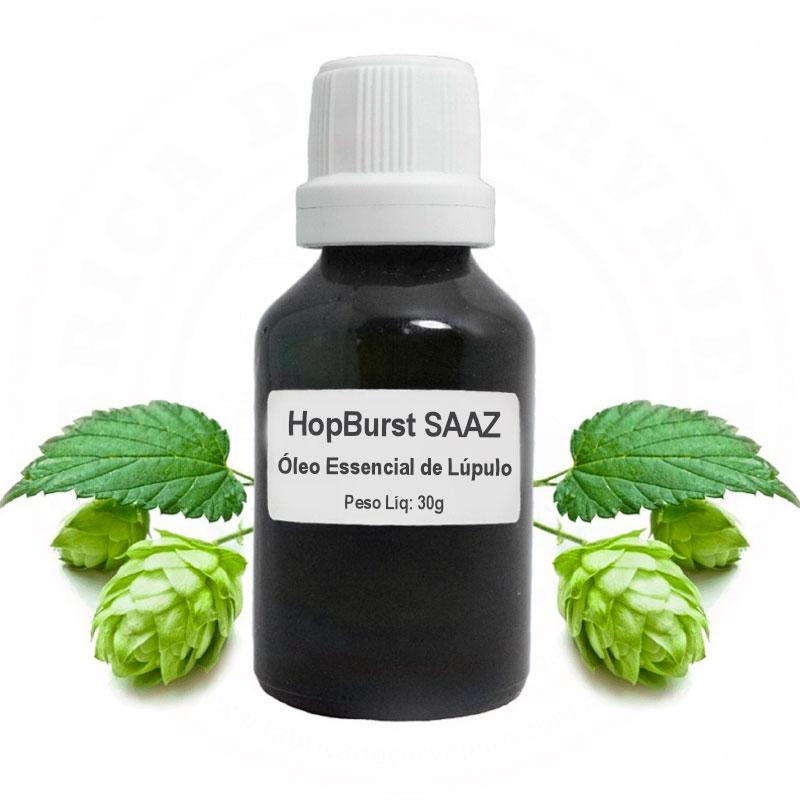 Extrato de Lúpulo Aromático Saaz Hopburst 30mL