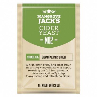 Levedura M02 Cider Mangrove Jack's