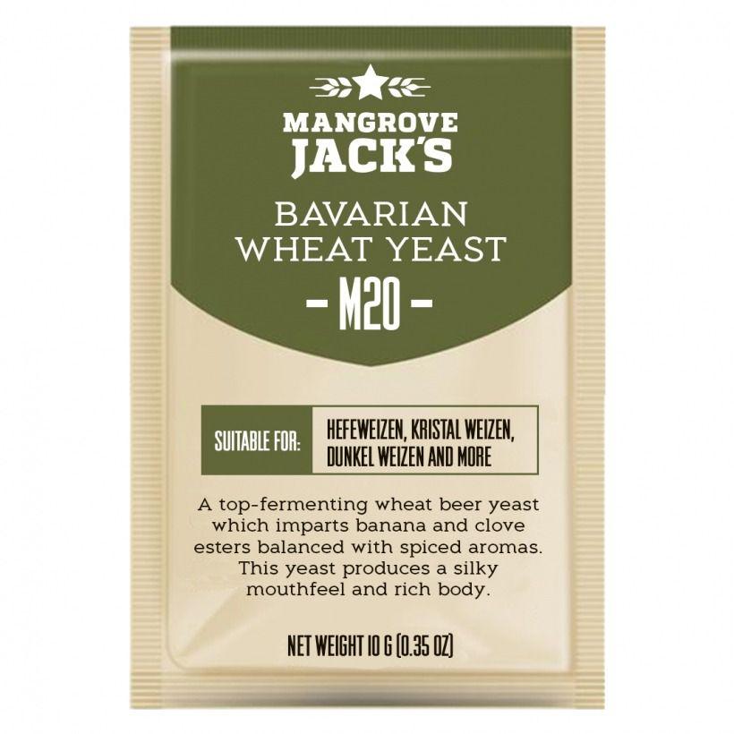 Levedura M20 Bavarian Wheat Mangrove Jack's