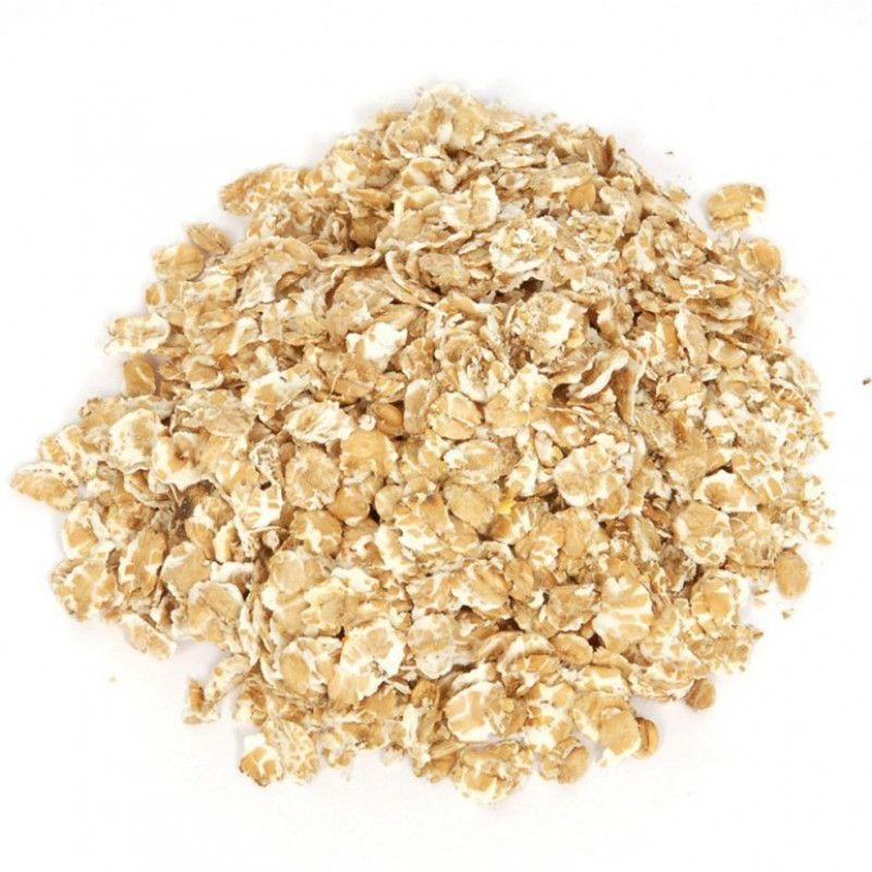 Flocos de trigo 100 gramas