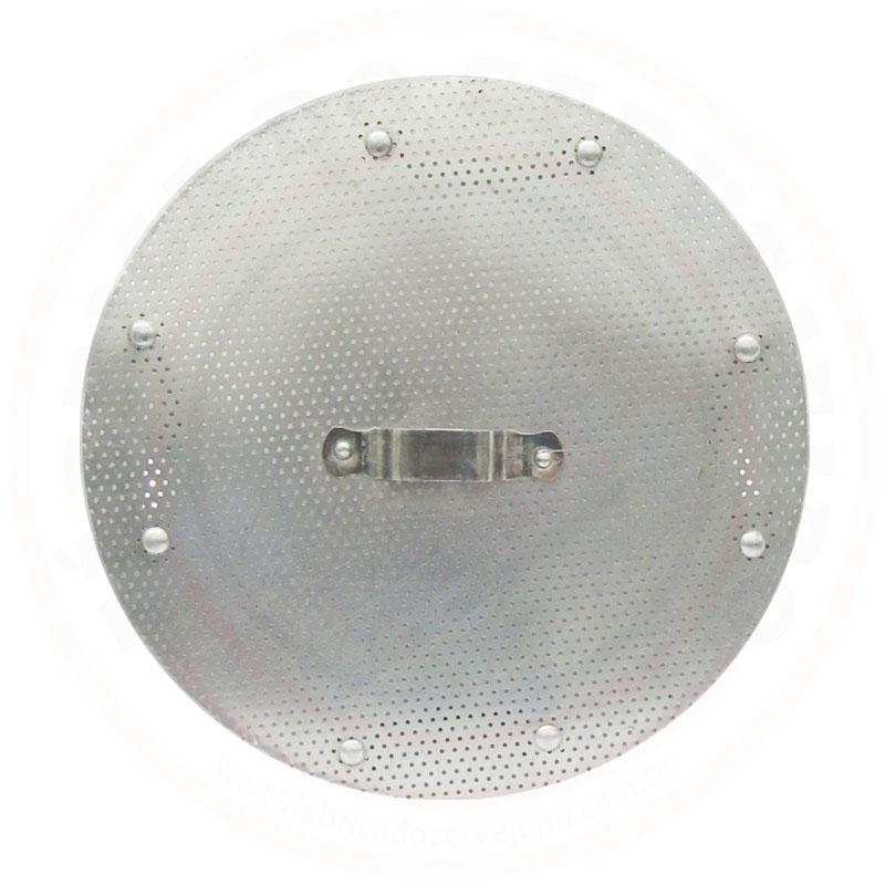 Fundo Falso Aluminio D40
