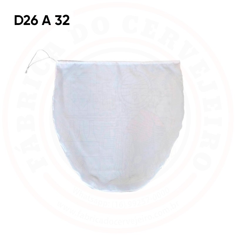 Grain Bag BIAB Diâmetro de 26 a 32cm