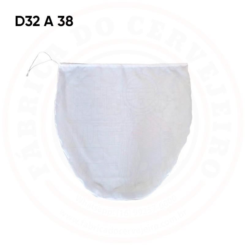 Grain Bag BIAB Diâmetro de 32 a 40cm