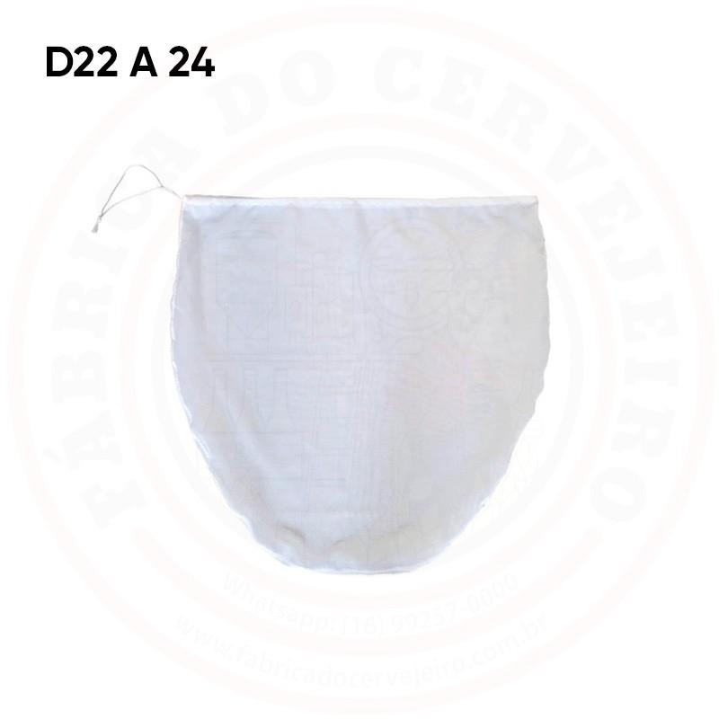 GRAIN BAG SACO BIAB PANELAS D22 A 24 DIAMETRO