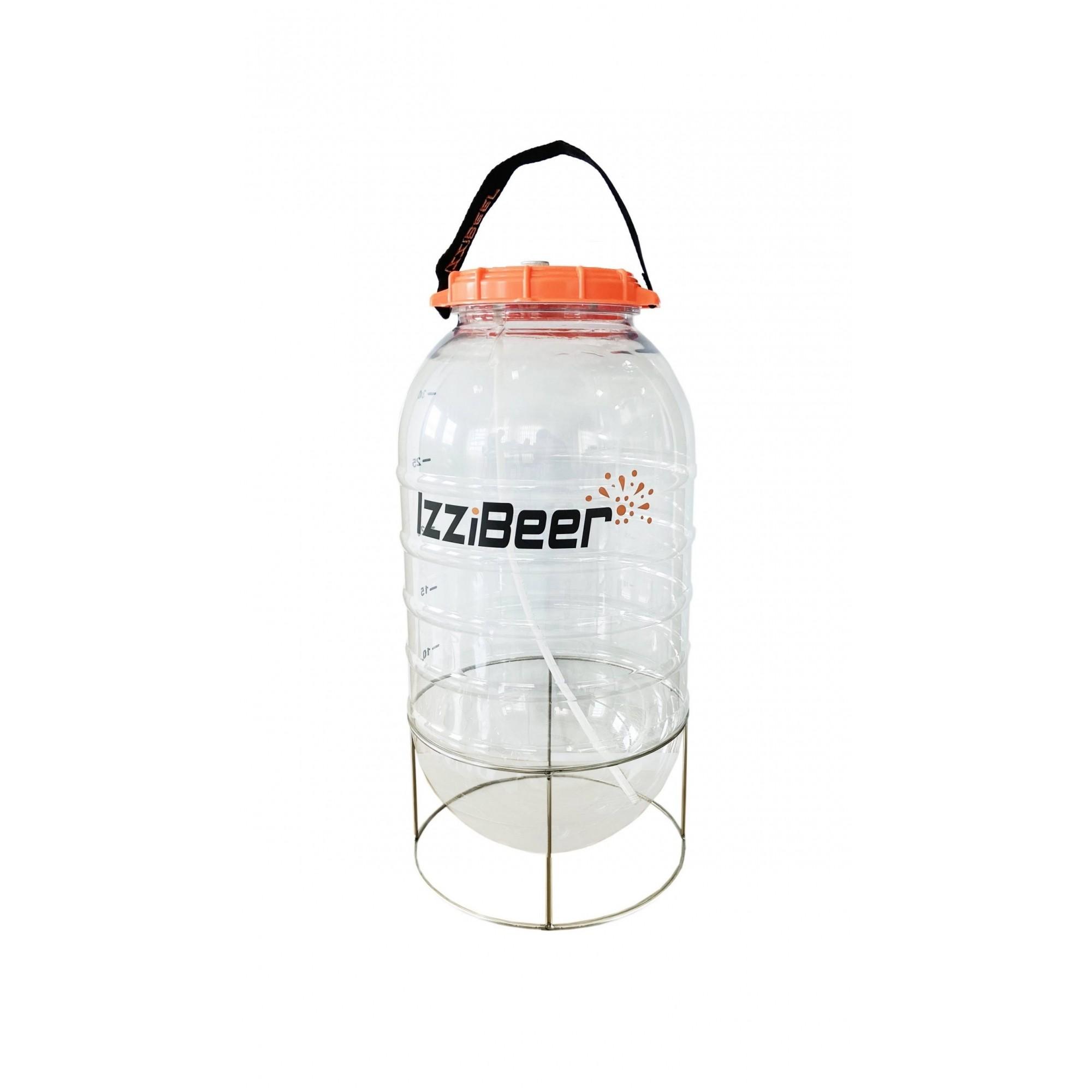 Izzibeer Advanced Base Inox