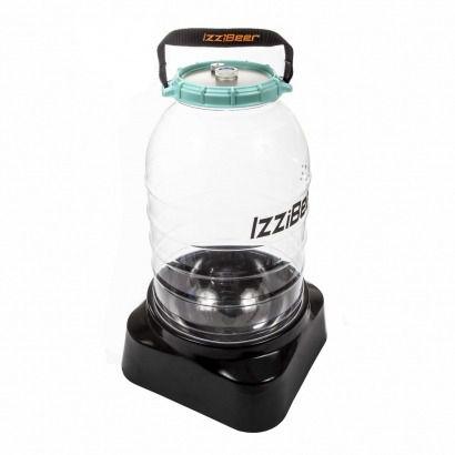 Fermentador Izzibeer Basic  Base Plástico