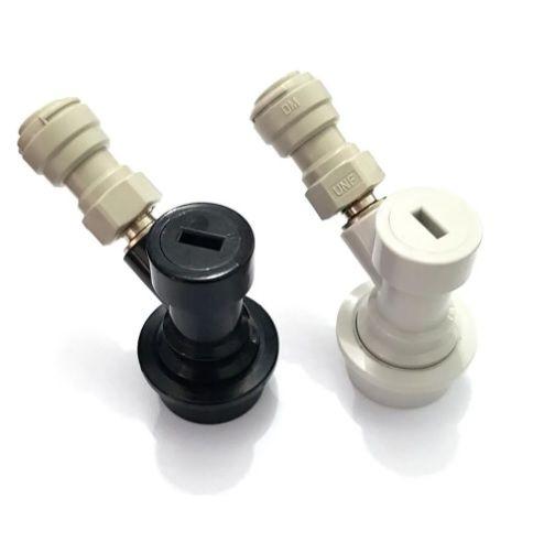 Kit de Ball Lock Liquido E Gás com Engate Rápido