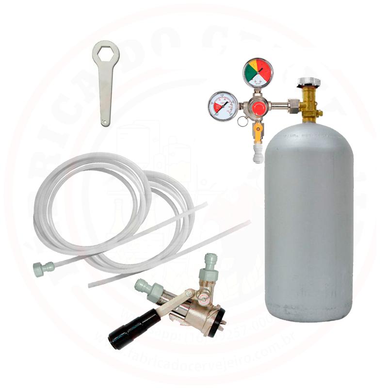 Kit para Extração em Barril AMBEV