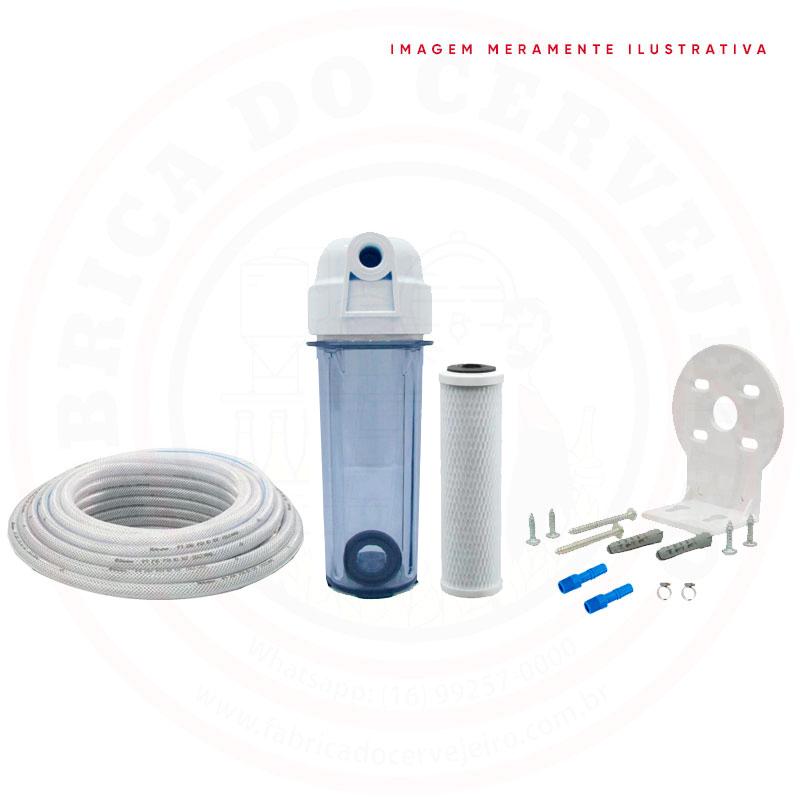 Kit Para Filtração de Água Simples