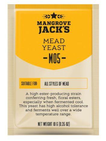 Levedura M05 Mead (Hidromel) Mangrove Jack's