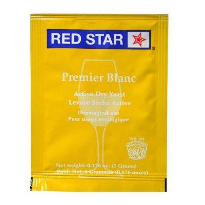 Levedura Red Star Premier Blanc