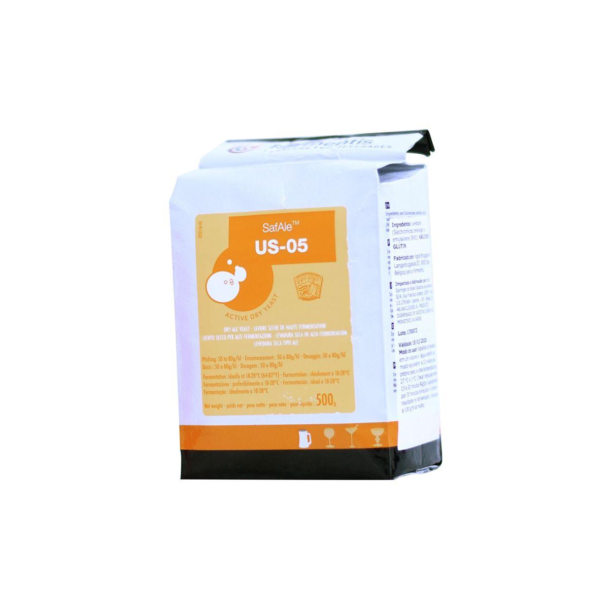 Levedura US05 Fermentis 500g