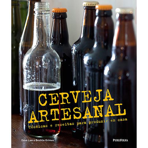 Livro - Cerveja Artesanal (Tecnicas E Receitas)