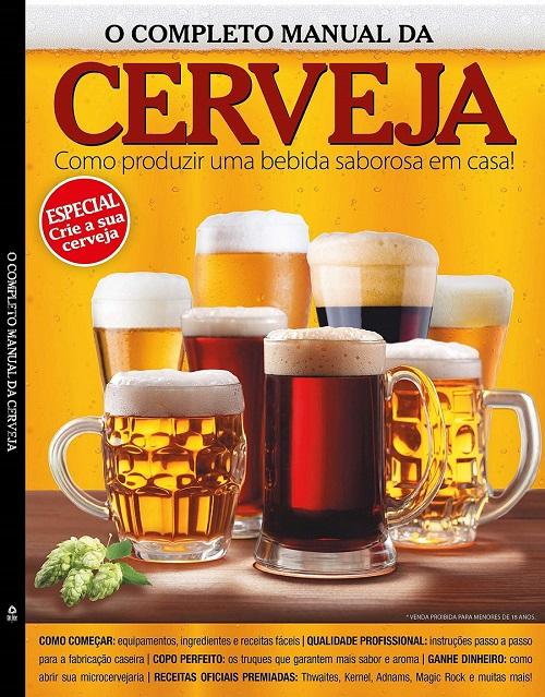 Livro - O Completo Manual Da Cerveja