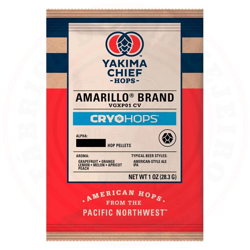 Lúpulo Amarillo CRYO HOPS Yakima Chief Hops 28,3g
