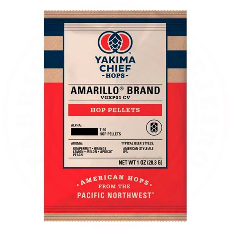 Lúpulo Amarillo Yakima Chief Hops 28,3g