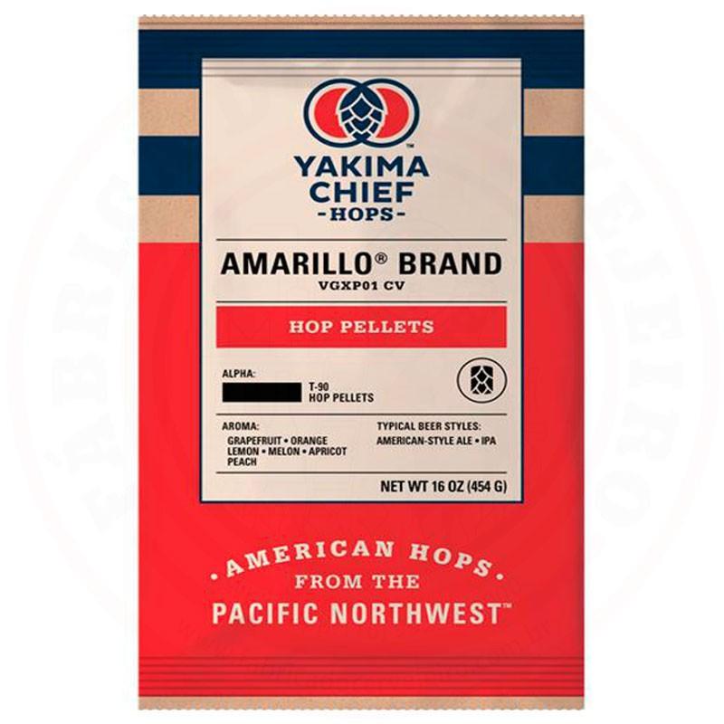 Lúpulo Amarillo Yakima Chief Hops 500g
