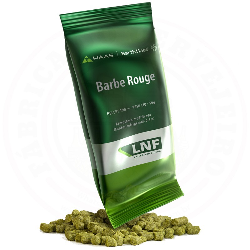 Lúpulo Barbe Rouge LNF 50g